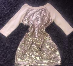 Haljina sa perlicama S/M SADA 700