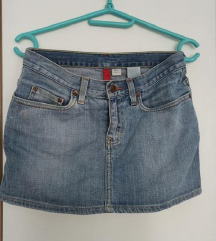 H&M teksas suknja!