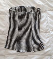 Top majica, S veličina