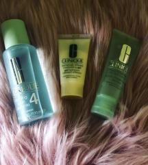 Clinique set za čiscenje lica