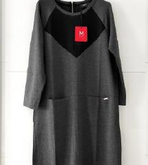 March haljina do kolena L