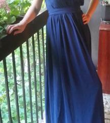 Svecana kraljevsko plava haljina