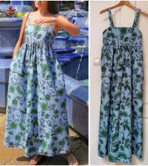 Zara floral haljina