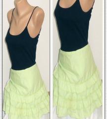 2.1.1.Zelena L suknja sa karnerima Akcija!