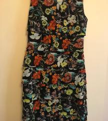 Cvetna haljina na karnere-NOVO