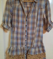 Bershka košulja/haljina