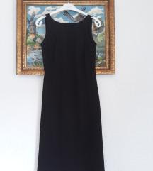 Kao nova crna svecana haljina XL