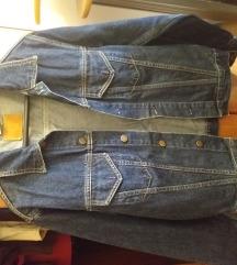 Retro teksas jakna