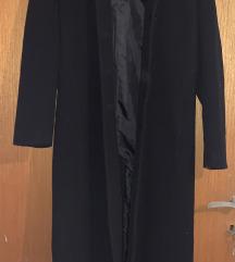 Dugacak kaput L 80%runske vune- 116cm duzina