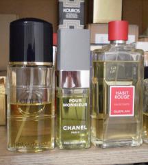 Dekantujem Chanel...