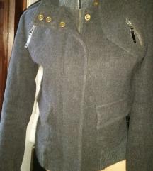 ALLEGRA jakna vel. S  deblja - vuna/kasmir