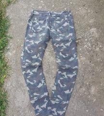 Military pantalone