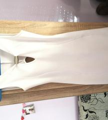 Katrin bela haljina