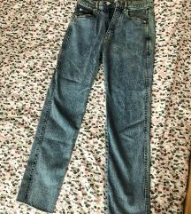 Nove Pull and Bear Mom jeans farmerke