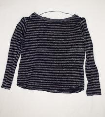 Ženska bluza 5319 Bluza vel. M crna