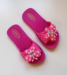 Papuce 25 (15.5cm) kao nove
