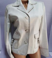 AVIATRIX kožna jakna prirodna Lpin 100%koža L