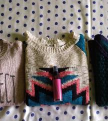 3 džempera + mirisni sprej za 500!