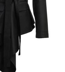 MM6 MAISON MARGIELA crna jakna / sako