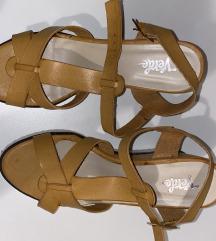 NOVE Sandale sa platformom
