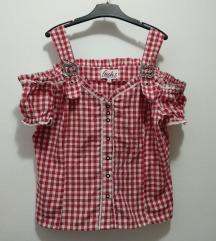 Crvena kosulja majica Oktoberfest M/L