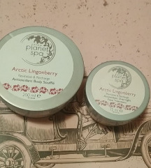 Arctic Lingonberry set