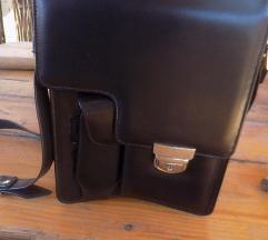 Muska kožna torbica