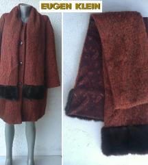 kaput jakna sa šalom 46 do 50 EUGEN KLEIN
