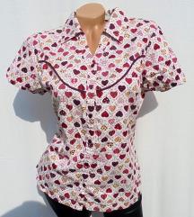 nova preslatka heart košuljica M veličina