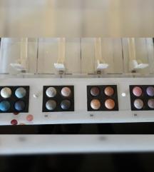 Paleta wet & dry eyeshadow sa kutijom