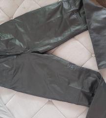 Kozne duboke nove pantalone