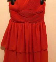 H&M haljina neobicna