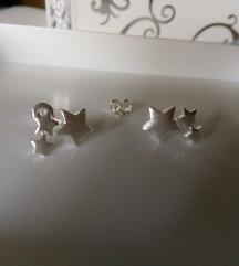 Mindjuse zvezdice zig 925