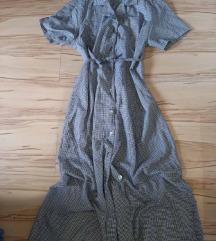 Dugacka vintage haljina