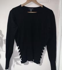 Amisu knitwear crni S