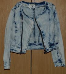 Crop teksas jaknica xs-s