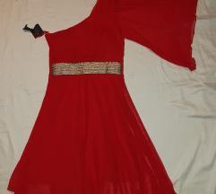 Crvena haljina - NOVO