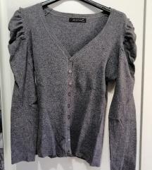 Sivi džemperčić