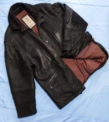 PRAVA KOŽNA JAKNA - Leather by Montes!