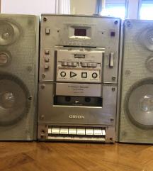 Cd radio kasetofon