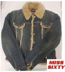 Miss Sixty postavljena teksas jakna