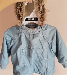 Postavljena zimska jakna