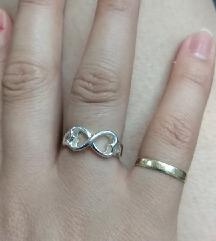 Prsten Infinity 925