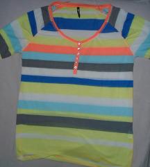 Neon orange majica