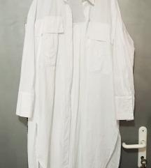 Zara oversize bela kosulja DANAS 3000 dinara