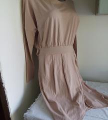 Nova Forever roze haljina M