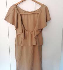 Kamel nova haljina