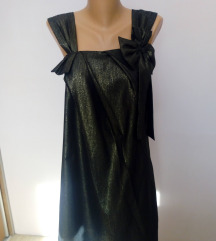 Svečana haljina na široke bretele M