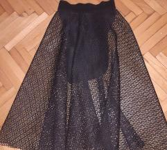 Mrežasta suknja