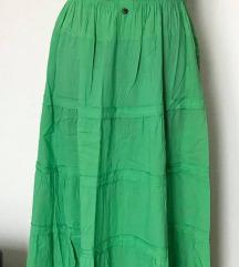 Duga haljina sa karnerima